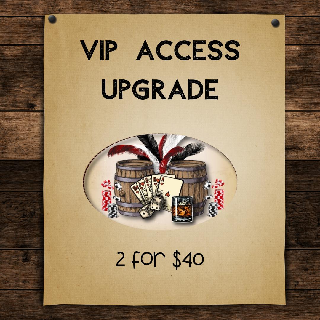 VIP Access Upgrade (2)