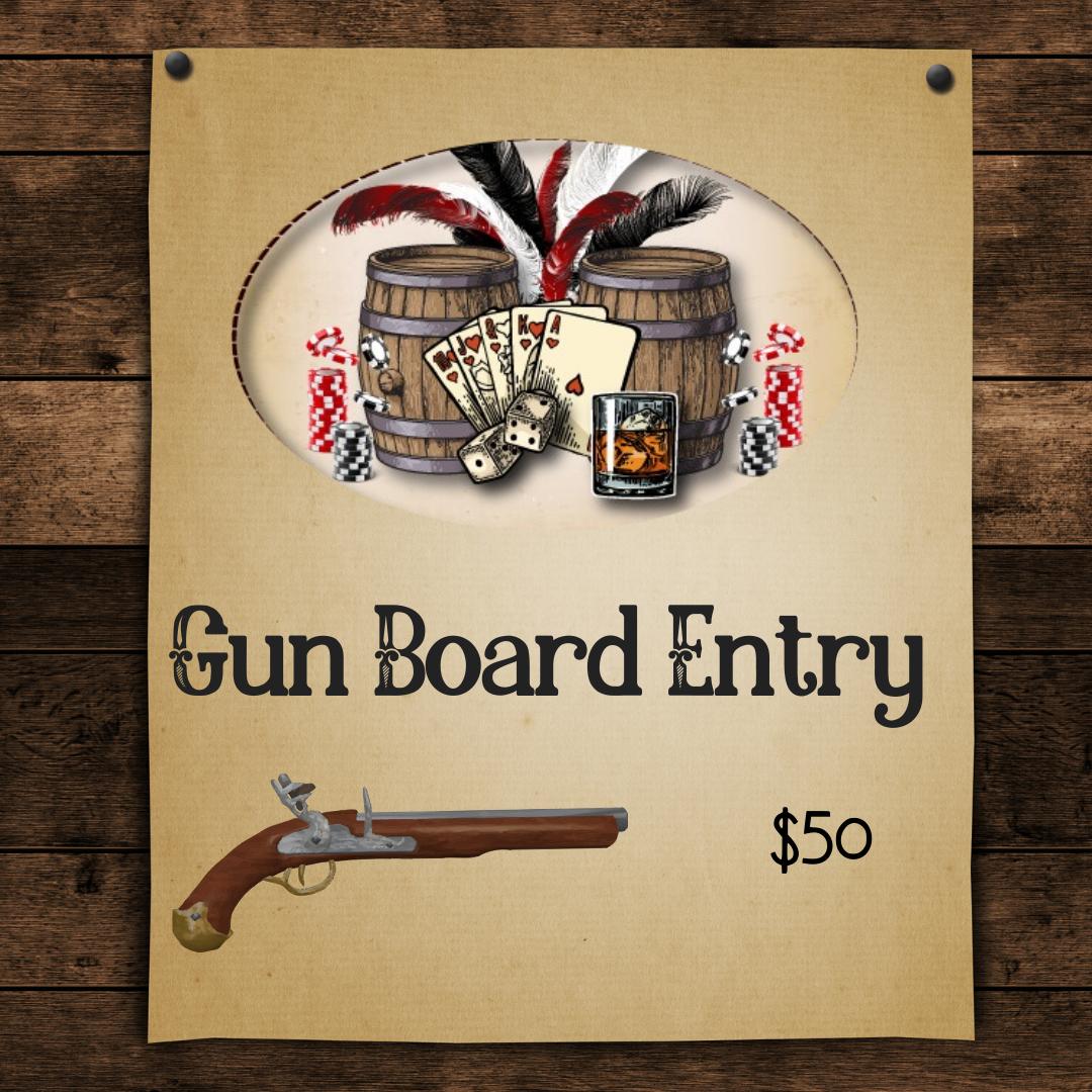 Gun Board Entry