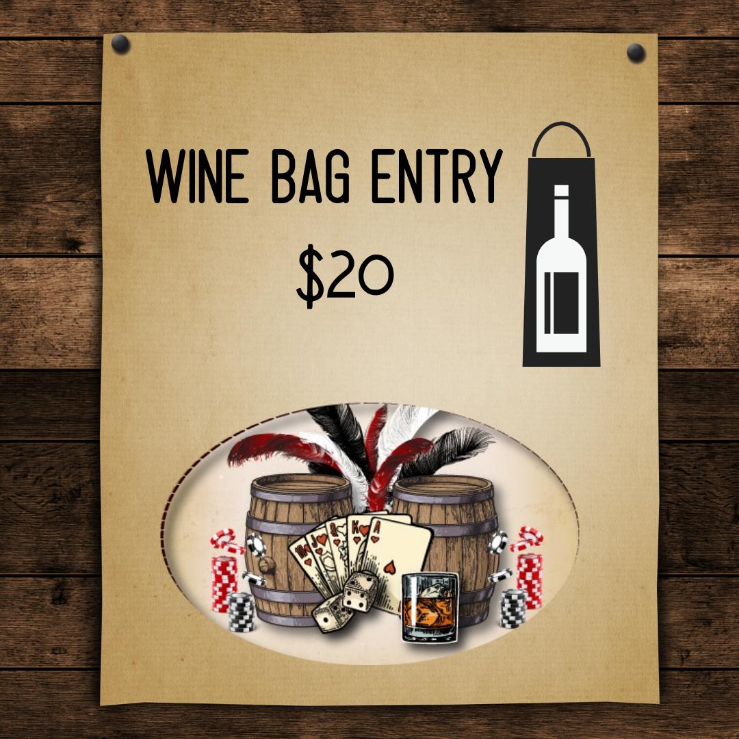 Wine Bag Entry
