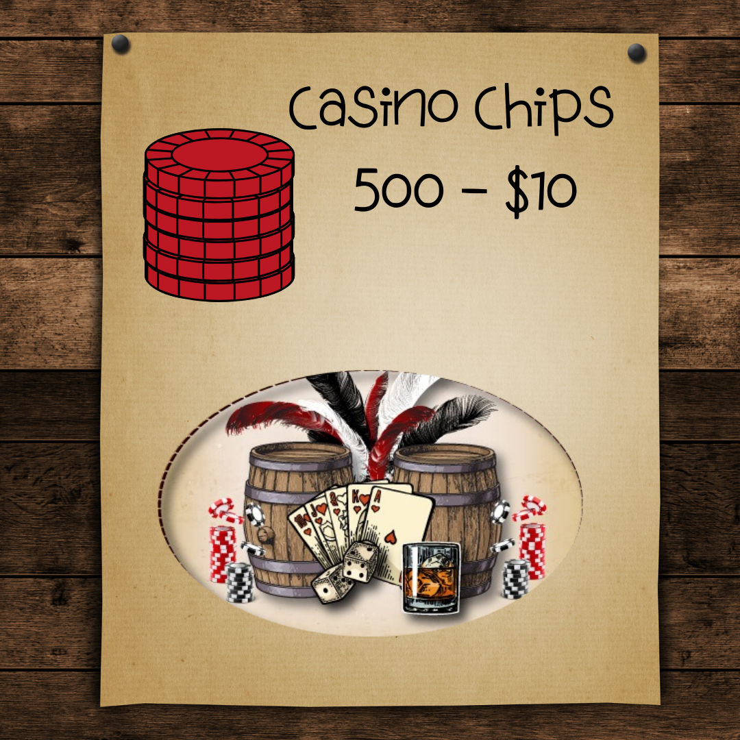 Additional Chips (500)